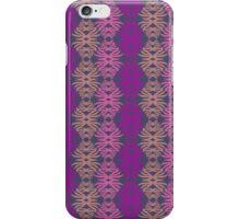 Shaggy Zaggy - Pink & Purple iPhone Case/Skin