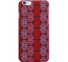 Shaggy Zaggy - Red iPhone Case/Skin