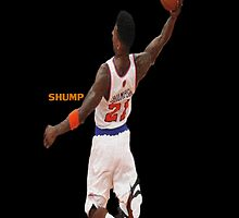 Iman Shumpert! by Adam Connelly