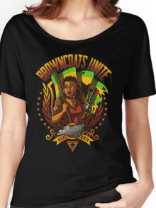 BROWNCOATS UNITE Women's Relaxed Fit T-Shirt