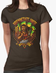 BROWNCOATS UNITE Womens Fitted T-Shirt