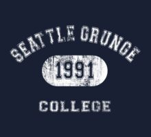 Grunge College Kids Clothes
