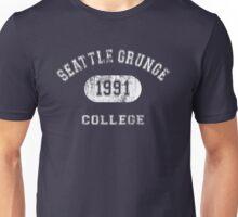 Grunge College Unisex T-Shirt