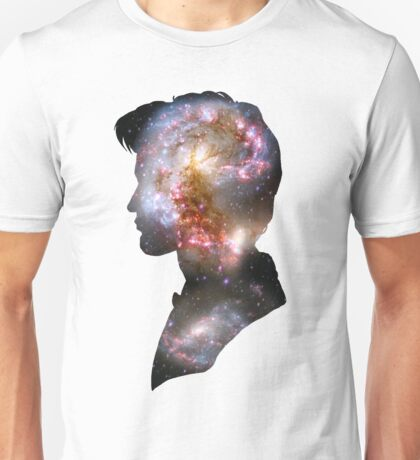 11th doctor galaxy design Unisex T-Shirt