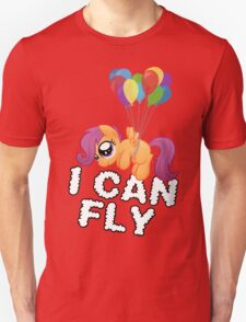 I Can Fly (My Little Pony: Friendship is Magic) Unisex T-Shirt