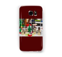 Ghostbuster Christmas Tree  Samsung Galaxy Case/Skin