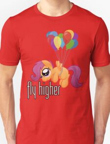 Fly Higher (My Little Pony: Friendship is Magic) Unisex T-Shirt