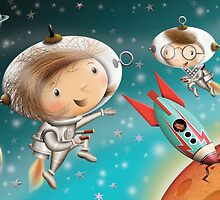 Nat in Space by Shane McGowan
