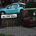 bellamy road by IanByfordArt