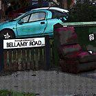 bellamy road by IanByfordArt