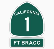 PCH - CA Highway 1 - Ft Bragg  by IntWanderer