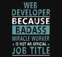Web Developer by Copyright by  LANGTURUNGXANH