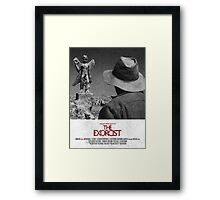 The Exorcist - Poster 1 Framed Print