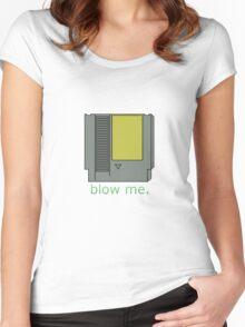 Retro NES Shirt Women's Fitted Scoop T-Shirt