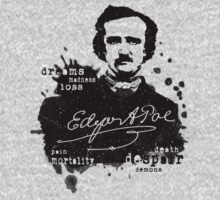 Edgar Allan Poe - Poe the Raven - The Following - Brilliant and Dark World of Poe by traciv
