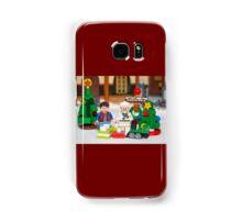 Mcfly Brown Xmas Samsung Galaxy Case/Skin