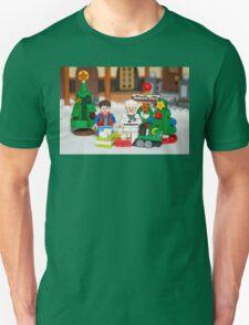 Mcfly Brown Xmas Unisex T-Shirt