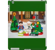 Mcfly Brown Xmas iPad Case/Skin