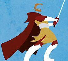 Obi-Wan Kenobi by jehuty23