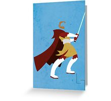 Obi-Wan Kenobi Greeting Card