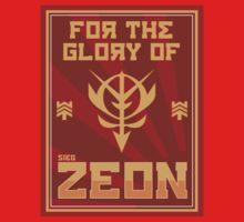 Zeon Propaganda by armoredfoe