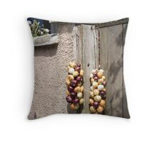 onions tied Throw Pillow