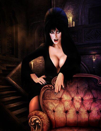 Elvira by Kerri Ann Crau