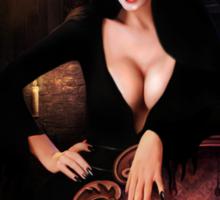Elvira Sticker