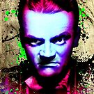 James Cagney, angry by sebmcnulty
