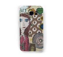 be my suzy Samsung Galaxy Case/Skin