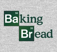 Baking Bread - mash-up Breaking Bad by ziruc