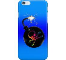 pirate bomb iPhone Case/Skin