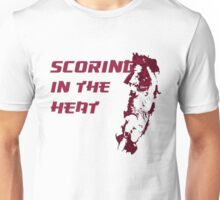 Wade scoring in the heat Unisex T-Shirt