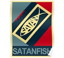 SATANFISH 1.0  Poster
