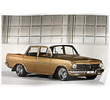 Classic Kalgoorlie Gold EH Holden Poster
