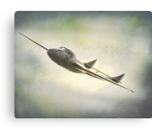 Vampire Jet Canvas Print