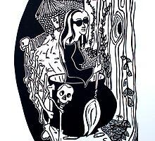 Baba Yaga by Jade Lees-Pavey