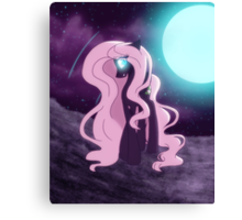 Nightmare Flutter Shy Canvas Print