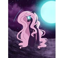 Nightmare Flutter Shy Photographic Print