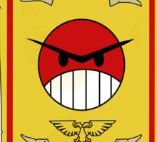 Angry Marines Sticker