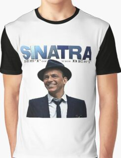 Frank Sinatra Best Of The best Graphic T-Shirt