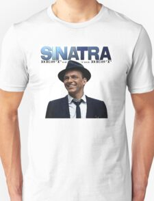 Frank Sinatra Best Of The best Unisex T-Shirt