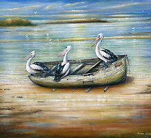 Morning Tide  by owen  pointon