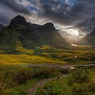 The Three Sisters by Paul Messenger