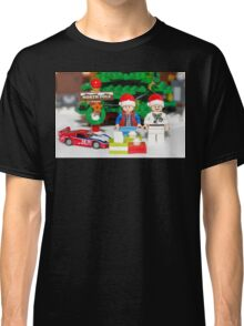 Marty and Doc get gifts Classic T-Shirt