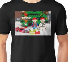 Marty and Doc get gifts Unisex T-Shirt