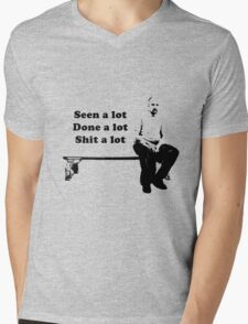 Karl Pilkington An idiot abroad Mens V-Neck T-Shirt