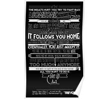 Trevor Project PSA Poster Poster