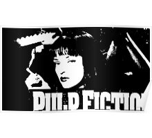Mrs. Mia Wallace Poster