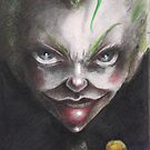 JOKER 2 by matthew  chapman